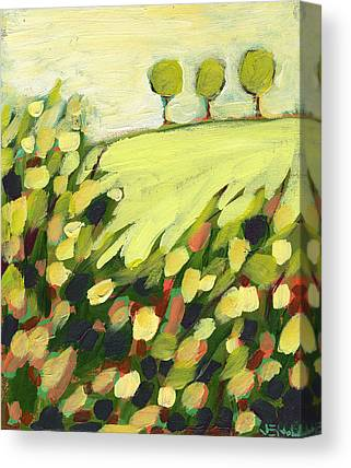 Green Canvas Prints