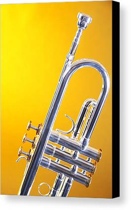 Trumpet Canvas Prints