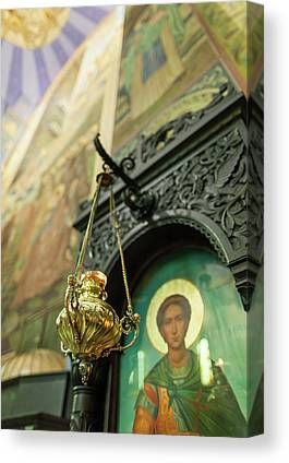 Cathedral Of The Assumption Canvas Prints