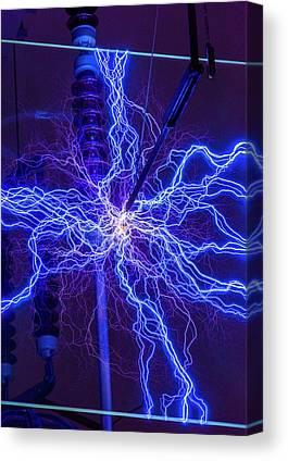 Electrical Resistance Canvas Prints