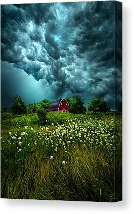 Extreme Weather Canvas Prints