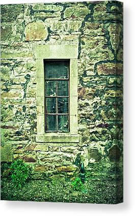 Haunted Houses Photographs Canvas Prints
