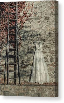 Coat Hanger Canvas Prints