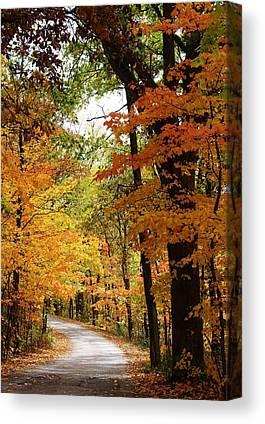 Lowden State Park Canvas Prints
