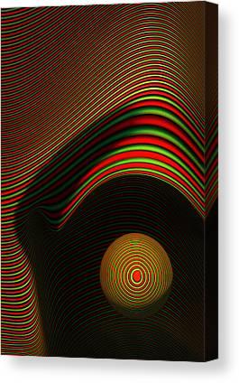 Close Up Digital Art Canvas Prints