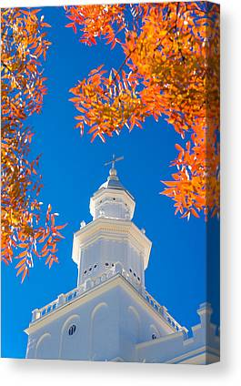 Steeple Canvas Prints