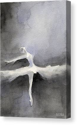 Ballerinas Canvas Prints