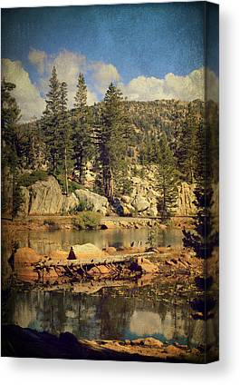 Ebbetts Pass National Scenic Byway Canvas Prints