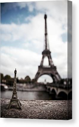 France Photographs Canvas Prints
