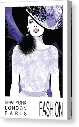 Young Adult Canvas Prints