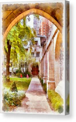 Pcusa Canvas Prints
