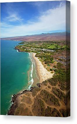 Mauna Kea Photographs Canvas Prints