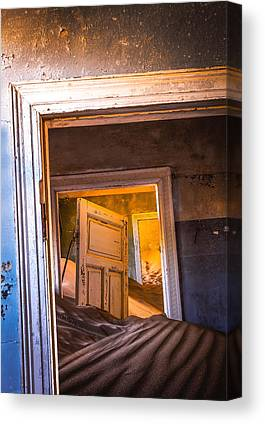 Ghost Town Canvas Prints