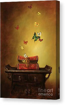 Alter Table Canvas Prints