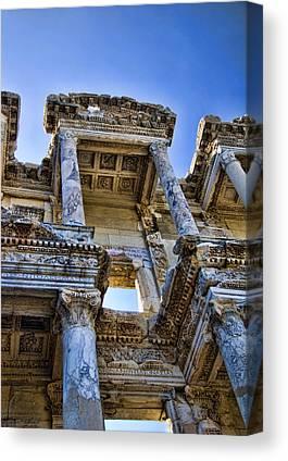 Ephesus Canvas Prints