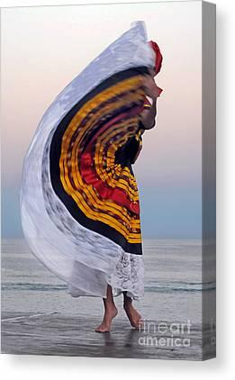 Dress Photographs Canvas Prints