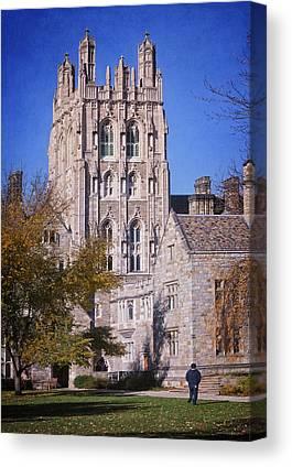 Yale University Canvas Prints