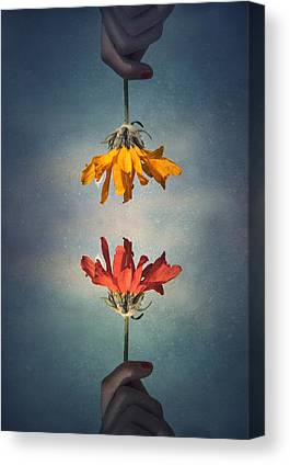 Wild Flowers Canvas Prints