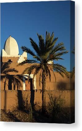 Desert Dome Canvas Prints