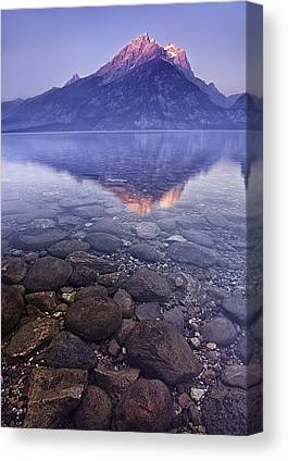 Teton Canvas Prints