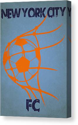 New York City Fc Canvas Prints