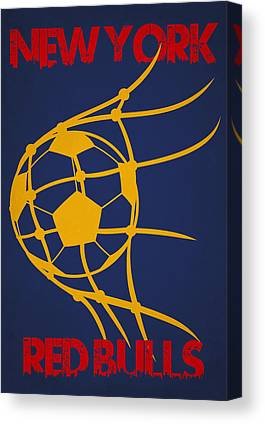 New York Red Bulls Canvas Prints