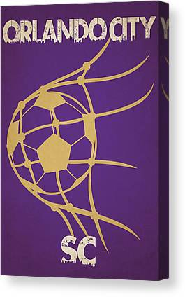 Orlando City Sc Canvas Prints