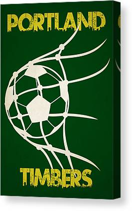 Portland Timbers Canvas Prints