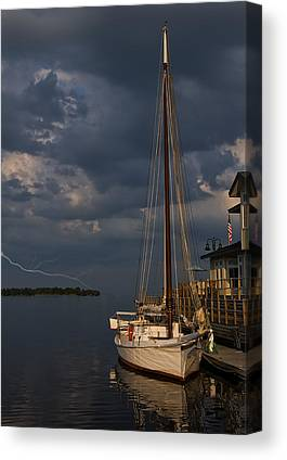 Sailboat Images Canvas Prints