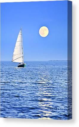 Sail Canvas Prints