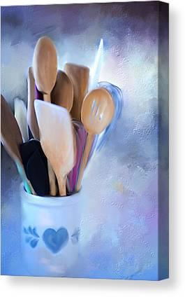 Crocks Mixed Media Canvas Prints