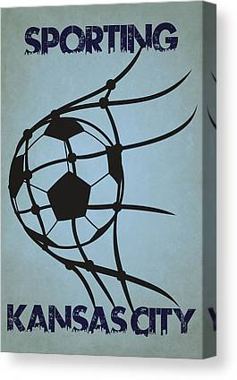Sporting Kansas City Canvas Prints