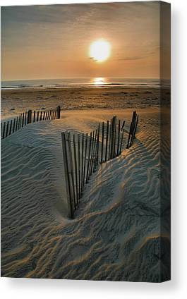 National Seashore Canvas Prints