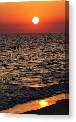 Panama City Beach Florida Canvas Prints