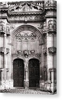 Vetheuil Photographs Canvas Prints