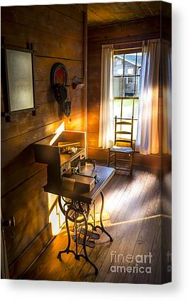 The Sewing Room Canvas Prints