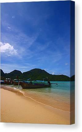 Koh Phi Phi Canvas Prints