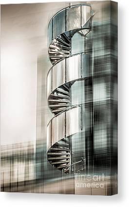 Hannes Cmarits Digital Art Canvas Prints