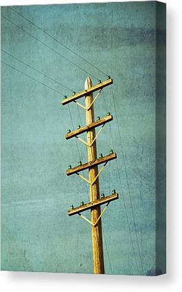 Pole Canvas Prints