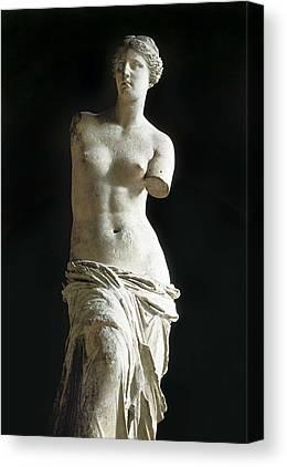Hellenistic Art Canvas Prints