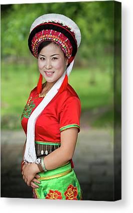 Ethnic Minority Canvas Prints