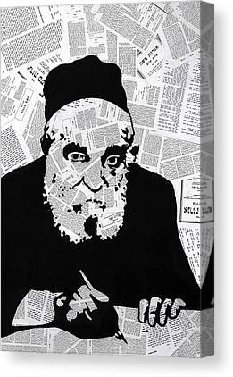 Moshe Feinstein Canvas Prints
