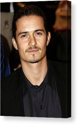 Orlando Bloom Canvas Prints