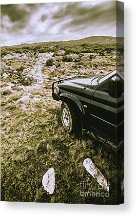 Offroad Canvas Prints