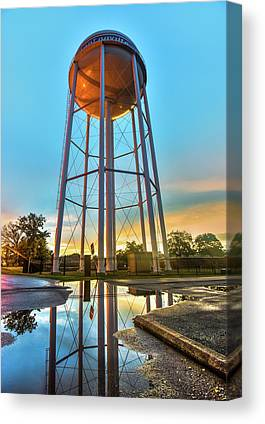 Arkansas Photographs Canvas Prints