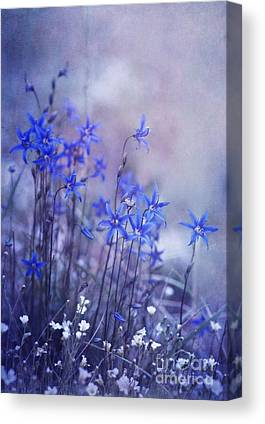 Blueish Canvas Prints