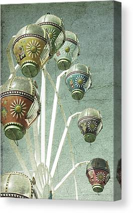 Amusements Photographs Canvas Prints