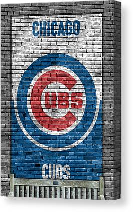Baseball Fields Paintings Canvas Prints
