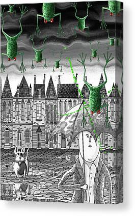Climate Change Canvas Prints