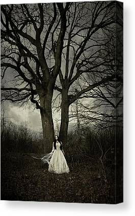 Bridal Photographs Canvas Prints